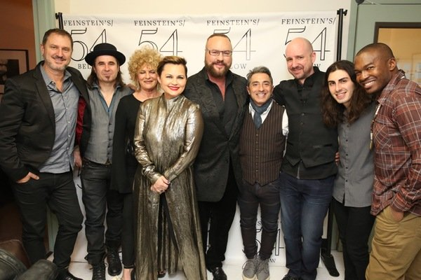 Desmond Child 'Woke Up in New York City' at Feinstein's-54 Below
