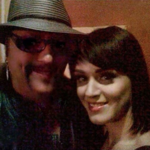 Desmond Child with Katy Perry