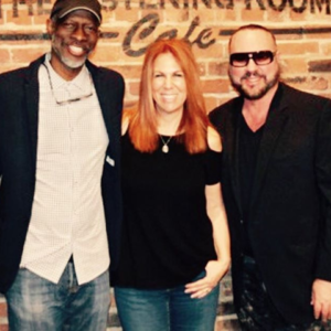Desmond Child with Keb Mo and Victoria Shaw